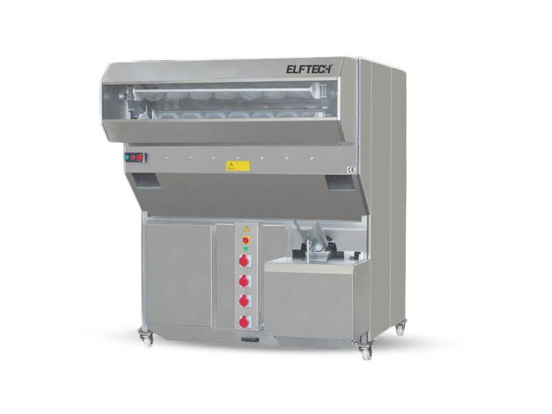 Dough Cutting and Weighing Machine3