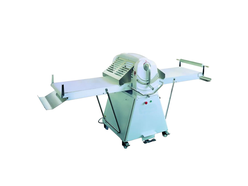 Dough Cutting and Weighing Machine4