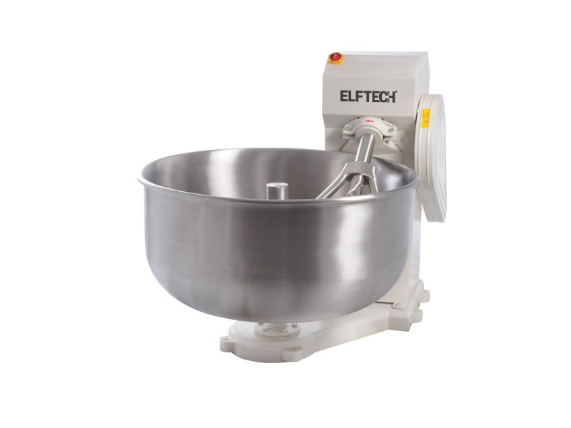Spiral Mixer with Fixed Bowl3