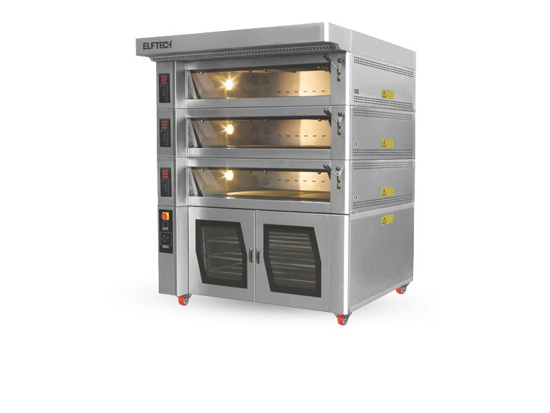 Mini Convection Oven3