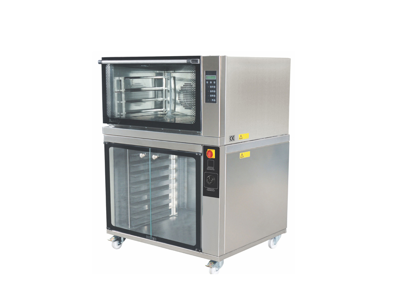 Electrical Mini Deck Oven3